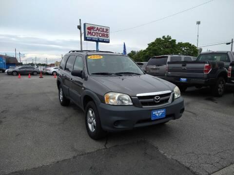 2006 Mazda Tribute for sale at Eagle Motors in Hamilton OH