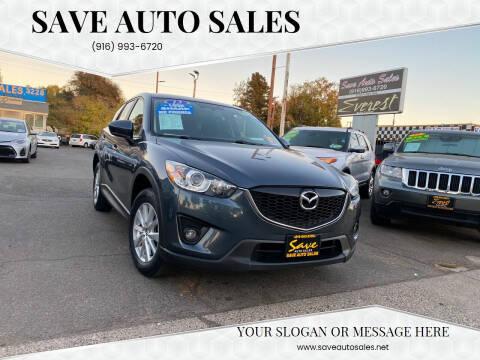 2013 Mazda CX-5 for sale at Save Auto Sales in Sacramento CA