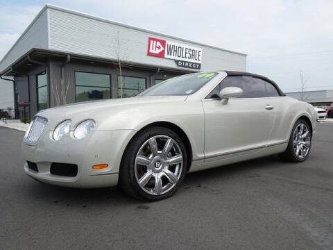2009 Bentley Continental for sale at Wholesale Direct in Wilmington NC