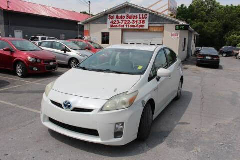 2010 Toyota Prius for sale at SAI Auto Sales - Used Cars in Johnson City TN