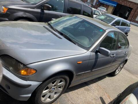 2005 BMW 3 Series for sale at Route 28 Auto Sales in Canton MA