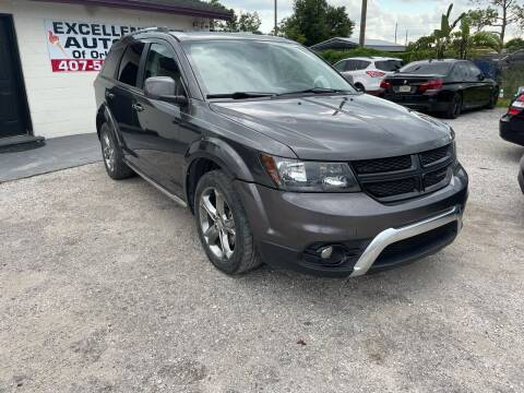 2016 Dodge Journey for sale at Excellent Autos of Orlando in Orlando FL