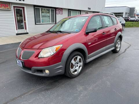 2007 Pontiac Vibe for sale at Shermans Auto Sales in Webster NY