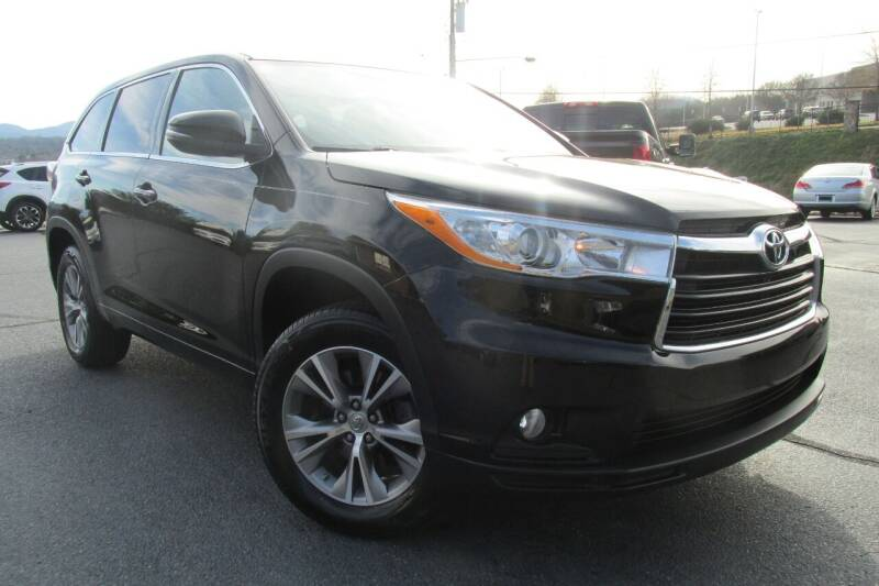 2014 Toyota Highlander for sale at Tilleys Auto Sales in Wilkesboro NC