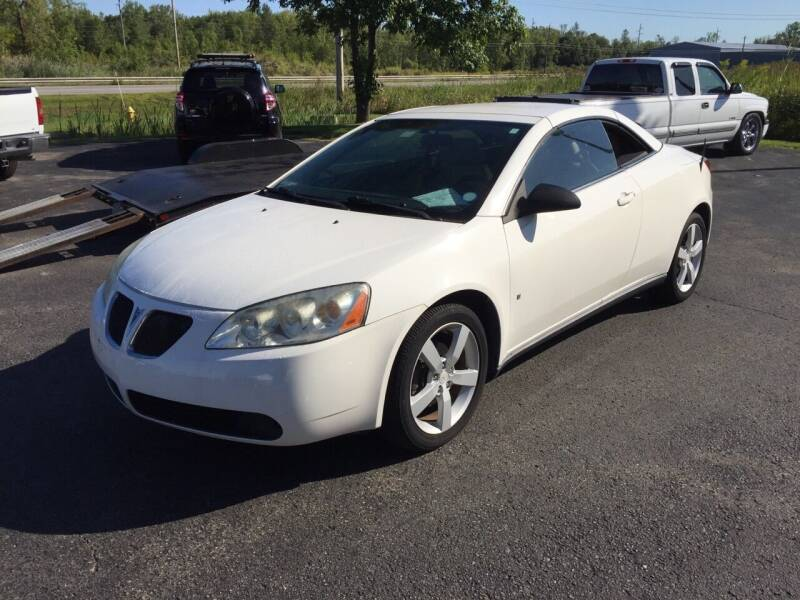 2007 Pontiac G6 for sale at Lance's Automotive in Ontario NY