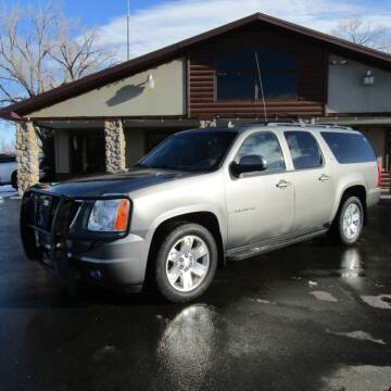 2008 GMC Yukon XL for sale at PRIME RATE MOTORS in Sheridan WY