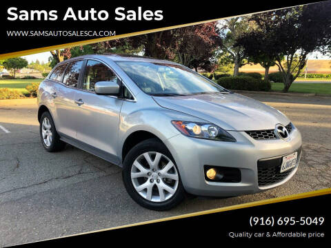 2009 Mazda CX-7 for sale at Sams Auto Sales in North Highlands CA