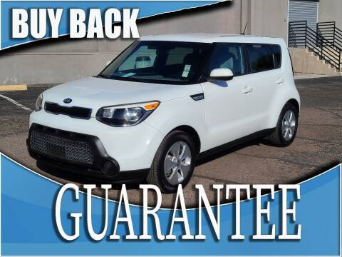 2015 Kia Soul for sale at Reliable Auto Sales in Las Vegas NV