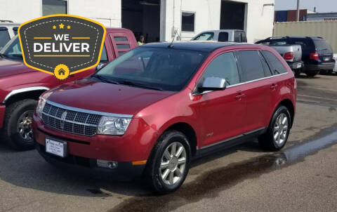 2007 Lincoln MKX for sale at Tower Motors in Brainerd MN