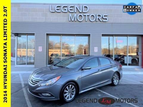 2014 Hyundai Sonata for sale at Legend Motors of Detroit - Legend Motors of Waterford in Waterford MI