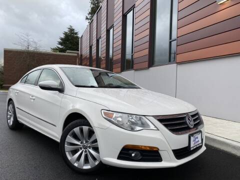 2010 Volkswagen CC for sale at DAILY DEALS AUTO SALES in Seattle WA