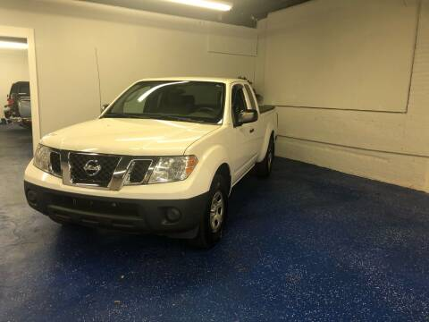 2010 Nissan Frontier for sale at Affordable Cars in Kingston NY