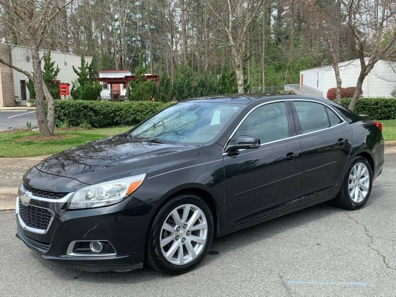2015 Chevrolet Malibu for sale at Triangle Motors Inc in Raleigh NC