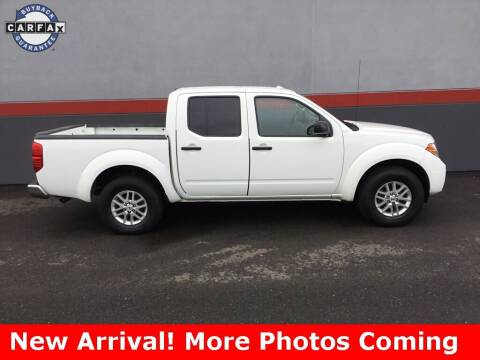 2016 Nissan Frontier for sale at Road Ready Used Cars in Ansonia CT