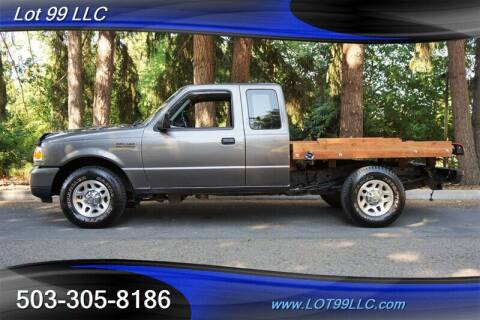 2011 Ford Ranger for sale at LOT 99 LLC in Milwaukie OR