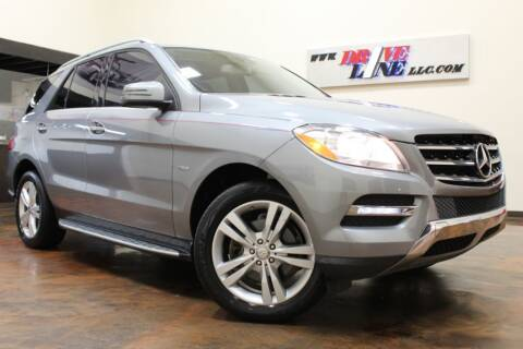 2012 Mercedes-Benz M-Class for sale at Driveline LLC in Jacksonville FL