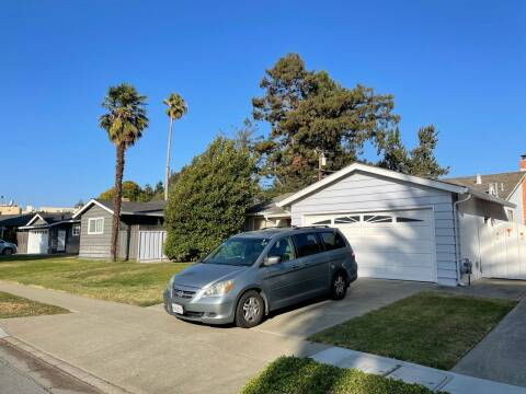 2005 Honda Odyssey for sale at Blue Eagle Motors in Fremont CA