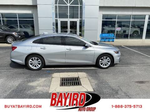 2017 Chevrolet Malibu for sale at Bayird Truck Center in Paragould AR