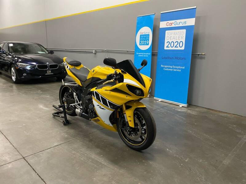 2009 Yamaha YZF-R1 for sale at Loudoun Motors in Sterling VA