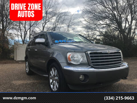 2008 Chrysler Aspen for sale at DRIVE ZONE AUTOS in Montgomery AL