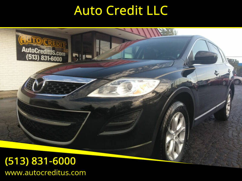 2011 Mazda CX-9 for sale at Auto Credit LLC in Milford OH