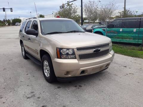 2010 Chevrolet Tahoe for sale at LAND & SEA BROKERS INC in Deerfield FL
