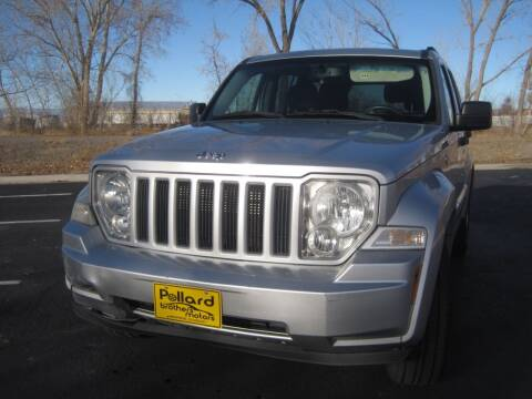 2012 Jeep Liberty for sale at Pollard Brothers Motors in Montrose CO