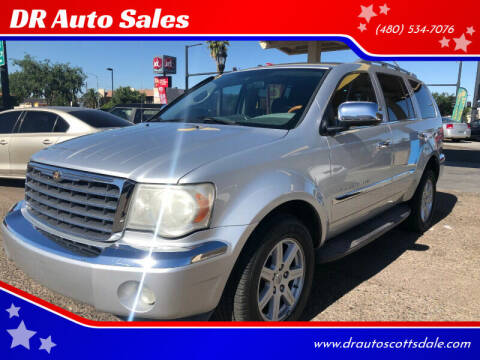 2008 Chrysler Aspen for sale at DR Auto Sales in Scottsdale AZ