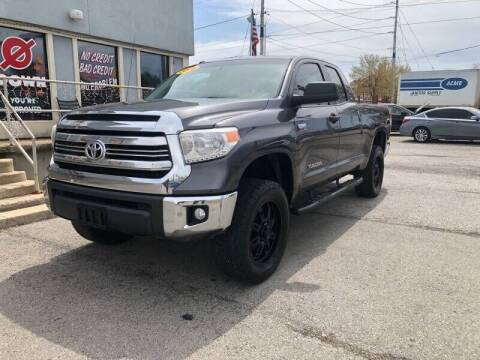 2016 Toyota Tundra for sale at Bagwell Motors in Lowell AR