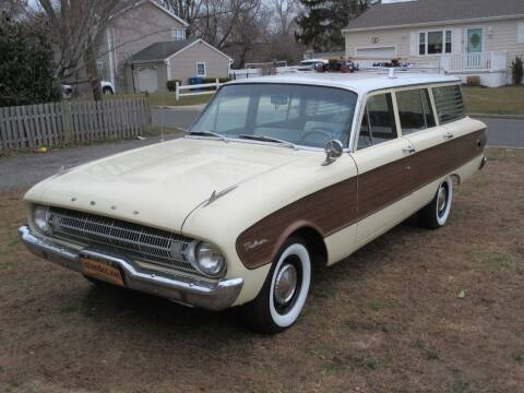 1961 Ford Falcon for sale at Island Classics & Customs in Staten Island NY