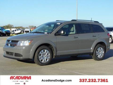 2020 Dodge Journey for sale at ACADIANA DODGE CHRYSLER JEEP in Lafayette LA