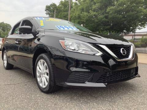 2018 Nissan Sentra for sale at Active Auto Sales Inc in Philadelphia PA