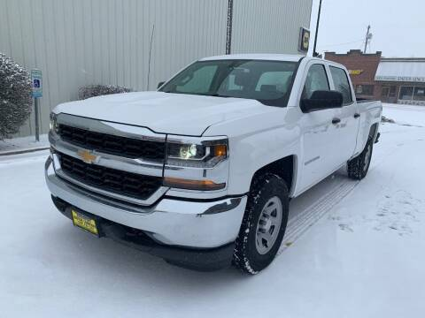 2017 Chevrolet Silverado 1500 for sale at DAVENPORT MOTOR COMPANY in Davenport WA
