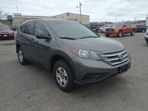 2014 Honda CR-V for sale at Merrimack Motors in Lawrence MA
