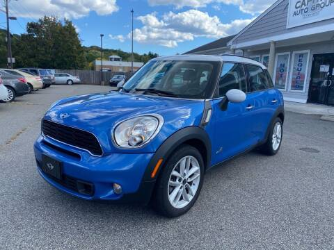 2012 MINI Cooper Countryman for sale at Capital Auto Sales in Providence RI