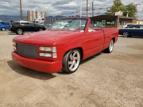 1990 Chevrolet C/K 1500 Series for sale at Bickham Used Cars in Alamogordo NM