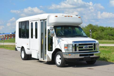 2010 Ford E-350 for sale at Signature Truck Center - Shuttle Buses in Crystal Lake IL