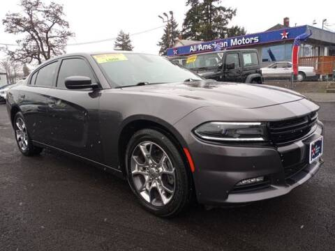 2016 Dodge Charger for sale at All American Motors in Tacoma WA