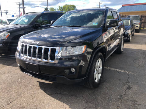 2013 Jeep Grand Cherokee for sale at SuperBuy Auto Sales Inc in Avenel NJ