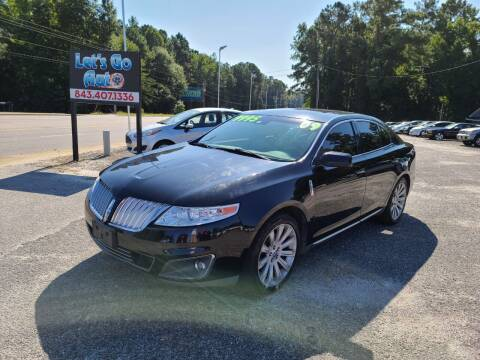2009 Lincoln MKS for sale at Let's Go Auto in Florence SC