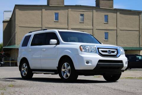 2011 Honda Pilot for sale at Great Lakes Classic Cars & Detail Shop in Hilton NY