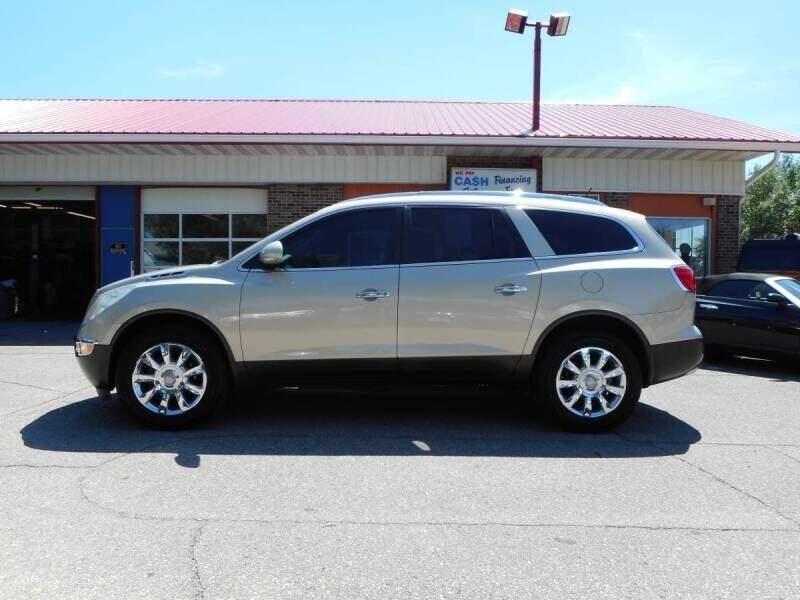 2012 Buick Enclave for sale at Twin City Motors in Grand Forks ND