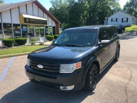 2011 Ford Flex for sale at Bronco Auto in Kalamazoo MI