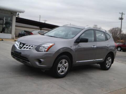 2014 Nissan Rogue Select for sale at Kansas Auto Sales in Wichita KS
