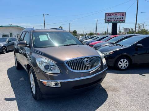 2009 Buick Enclave for sale at Jamrock Auto Sales of Panama City in Panama City FL