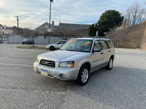 2005 Subaru Forester for sale at ARS Affordable Auto in Norristown PA