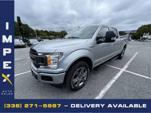 2020 Ford F-150 for sale at Impex Auto Sales in Greensboro NC