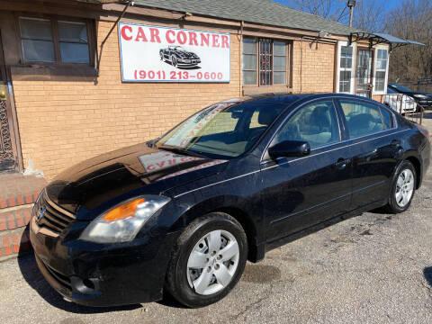 2008 Nissan Altima for sale at Car Corner in Memphis TN