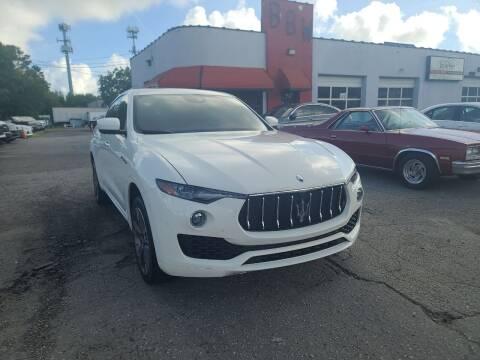 2019 Maserati Levante for sale at Best Buy Wheels in Virginia Beach VA