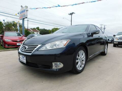 2011 Lexus ES 350 for sale at AMD AUTO in San Antonio TX